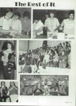 1986 Eula High School Yearbook Page 122 & 123