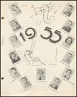 1954 Notre Dame High School Yearbook Page 58 & 59