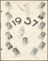 1954 Notre Dame High School Yearbook Page 78 & 79