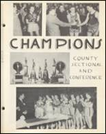1954 Notre Dame High School Yearbook Page 102 & 103