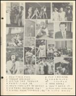 1954 Notre Dame High School Yearbook Page 128 & 129