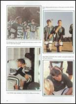 1993 Christ School Yearbook Page 20 & 21