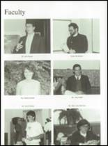 1993 Christ School Yearbook Page 26 & 27