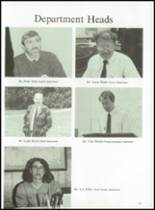 1993 Christ School Yearbook Page 28 & 29