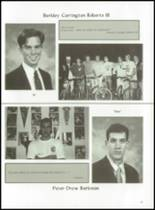 1993 Christ School Yearbook Page 38 & 39