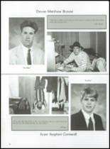 1993 Christ School Yearbook Page 40 & 41