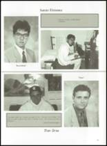 1993 Christ School Yearbook Page 42 & 43
