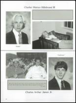 1993 Christ School Yearbook Page 44 & 45