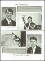1993 Christ School Yearbook Page 48 & 49
