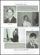 1993 Christ School Yearbook Page 52 & 53