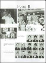 1993 Christ School Yearbook Page 56 & 57