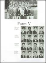 1993 Christ School Yearbook Page 62 & 63