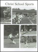1993 Christ School Yearbook Page 76 & 77