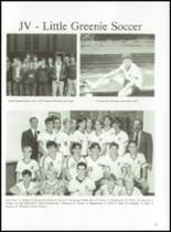 1993 Christ School Yearbook Page 84 & 85