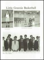 1993 Christ School Yearbook Page 94 & 95