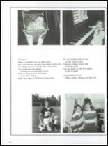 1993 Christ School Yearbook Page 104 & 105