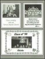 1999 Anderson County High School Yearbook Page 204 & 205
