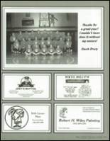 1999 Anderson County High School Yearbook Page 206 & 207