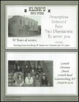 1999 Anderson County High School Yearbook Page 214 & 215