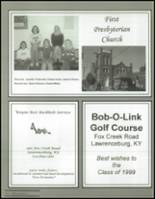 1999 Anderson County High School Yearbook Page 222 & 223
