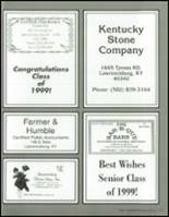 1999 Anderson County High School Yearbook Page 234 & 235