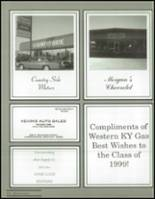 1999 Anderson County High School Yearbook Page 244 & 245