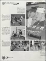 2001 Laingsburg High School Yearbook Page 22 & 23
