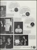 2001 Laingsburg High School Yearbook Page 36 & 37