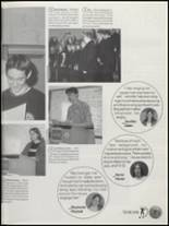 2001 Laingsburg High School Yearbook Page 38 & 39