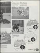 2001 Laingsburg High School Yearbook Page 46 & 47