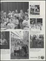 2001 Laingsburg High School Yearbook Page 50 & 51