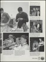 2001 Laingsburg High School Yearbook Page 52 & 53