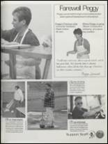 2001 Laingsburg High School Yearbook Page 76 & 77
