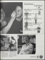 2001 Laingsburg High School Yearbook Page 78 & 79