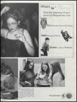 2001 Laingsburg High School Yearbook Page 80 & 81