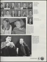 2001 Laingsburg High School Yearbook Page 84 & 85