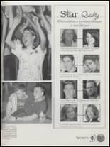 2001 Laingsburg High School Yearbook Page 100 & 101