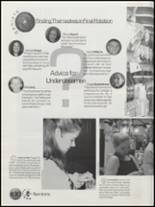 2001 Laingsburg High School Yearbook Page 104 & 105