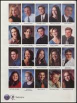2001 Laingsburg High School Yearbook Page 106 & 107
