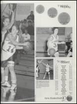 2001 Laingsburg High School Yearbook Page 116 & 117