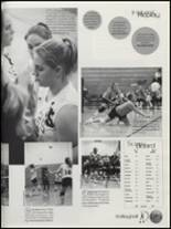 2001 Laingsburg High School Yearbook Page 128 & 129