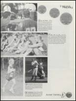 2001 Laingsburg High School Yearbook Page 138 & 139