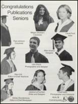 2001 Laingsburg High School Yearbook Page 146 & 147