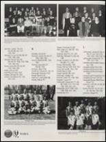 2001 Laingsburg High School Yearbook Page 164 & 165