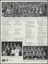 2001 Laingsburg High School Yearbook Page 166 & 167