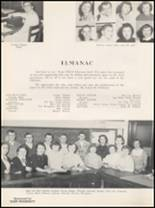1955 Elma High School Yearbook Page 18 & 19