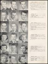 1955 Elma High School Yearbook Page 24 & 25