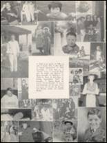 1955 Elma High School Yearbook Page 28 & 29