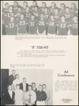 1955 Elma High School Yearbook Page 42 & 43