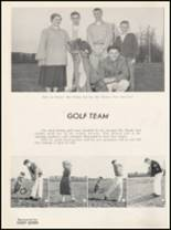 1955 Elma High School Yearbook Page 52 & 53